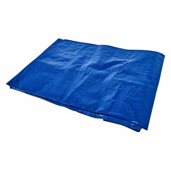 Am-Tech 6 X 9 Tarpaulin - Blue