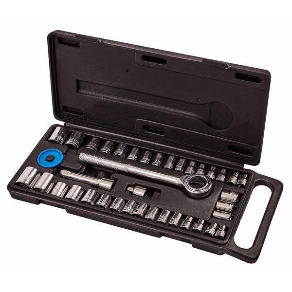 Am-Tech 40pc Socket Set