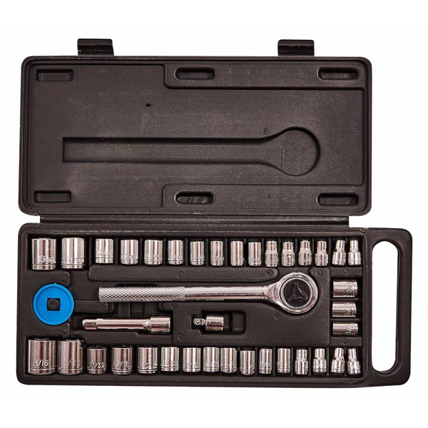 Am-Tech 40pc Socket Set