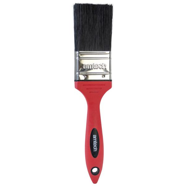 """amtech 50mm (2"""") No Bristle Loss Paint Brush - Soft Handle"""