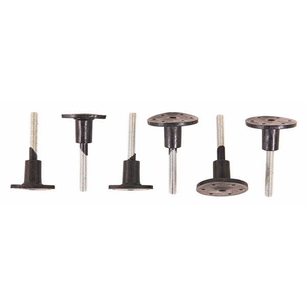 Am-Tech 6pc Dent Puller Pad Set