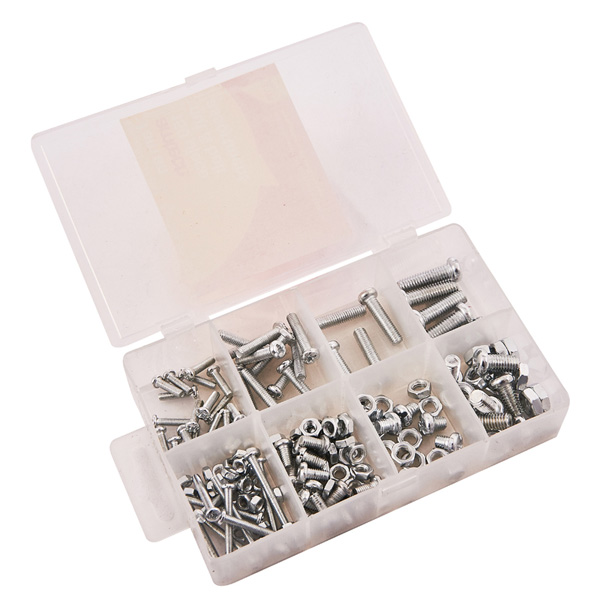 Am-Tech 150pc Nuts And Bolt Kit