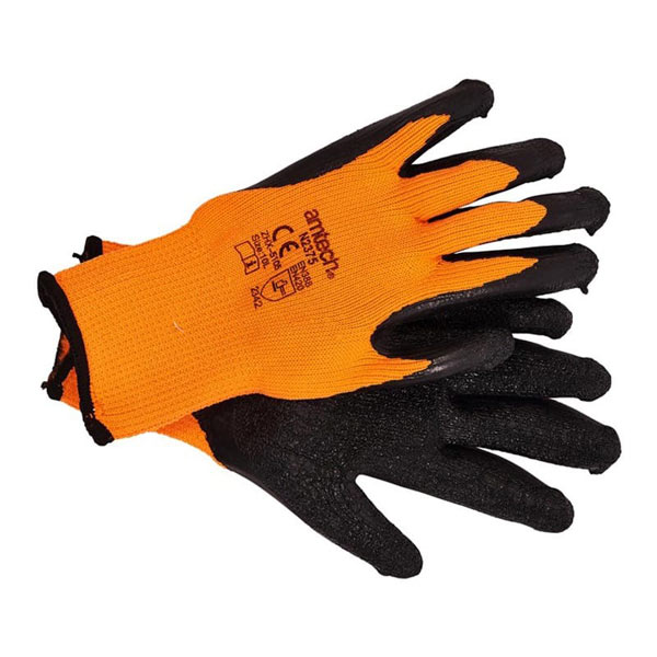 Am-Tech Heavy Duty Thermal Work Gloves XL Size10
