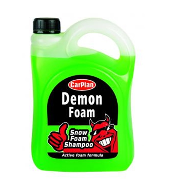 Carplan Demon Wash Snow Foam Shampoo - 2 Litre