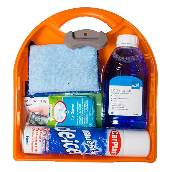RAC Winter Motoring Kit