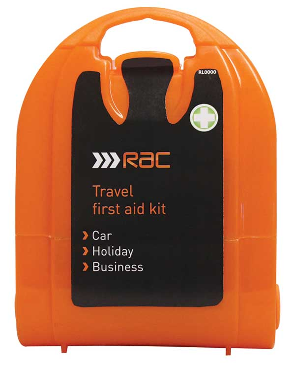 RAC RAC Travel First Aid Micro Kit