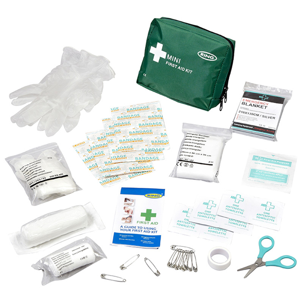 Ring Mini First Aid Kit