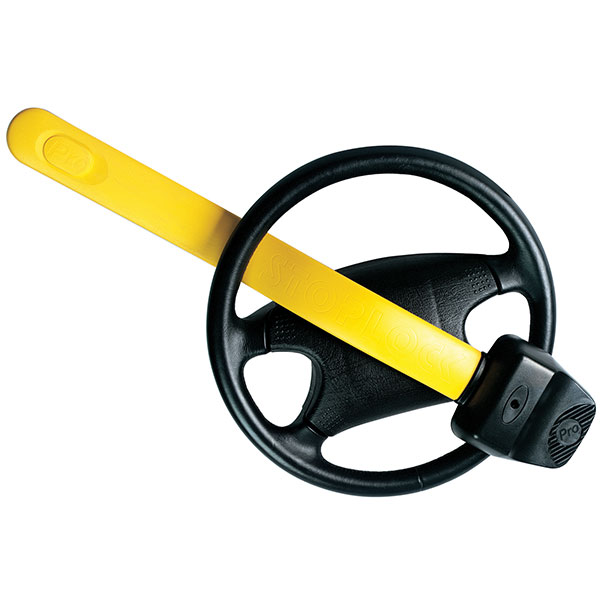 Stoplock Professional - Steering Wheel Immobiliser