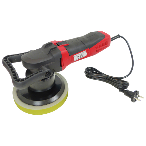 Carpoint Eccentric Polisher 230V 600W 50hz