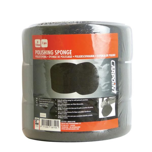 Carpoint Polishing Pad 3 pieces - EXTRA SOFT