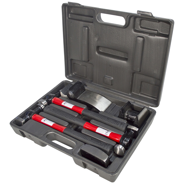 Am-Tech 7pc Auto Body Repair Kit