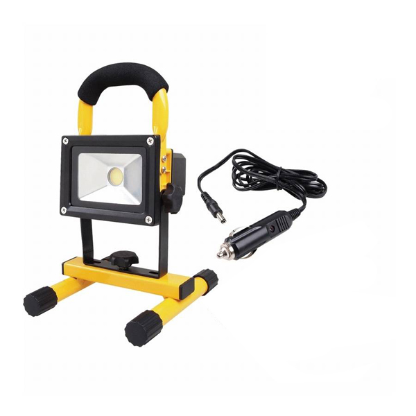 Hofftech Led Floodlight 10 W - Rechargeable