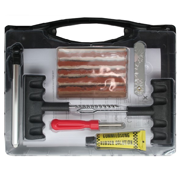 Benson Car tyre Repair Set - 27pc