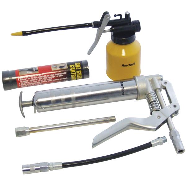Grease Gun Parts : Grease guns car tools euro parts