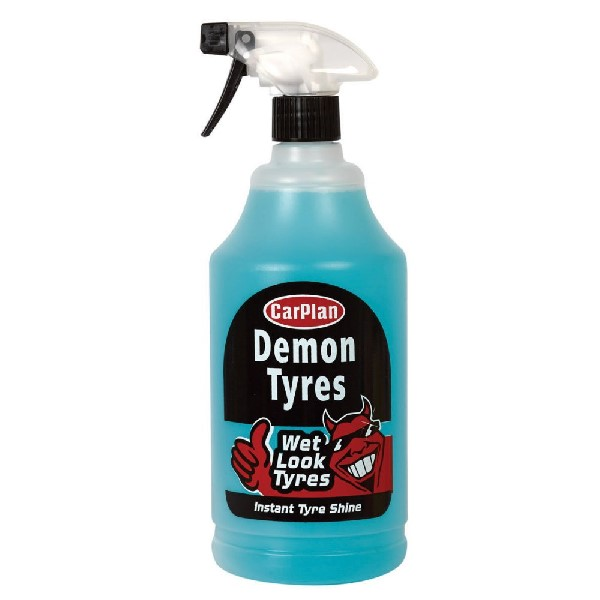 Carplan Demon Tyre Shine - 1ltr