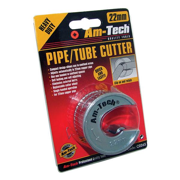 Am-Tech 22mm Pipe Cutter
