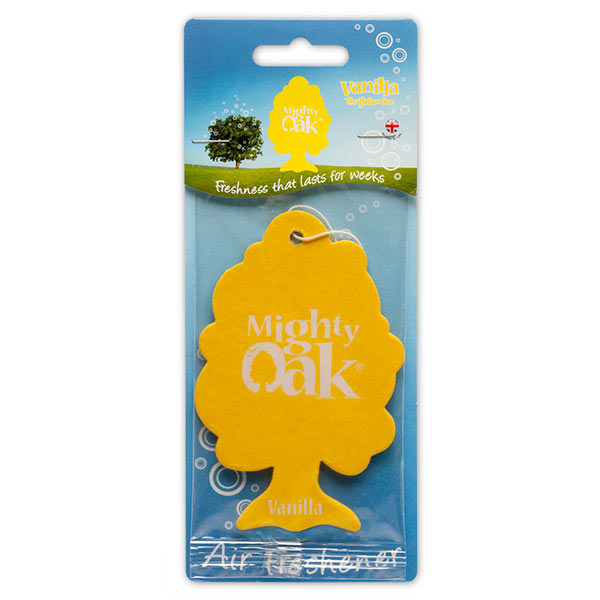 Vanilla Yellow Air Freshener