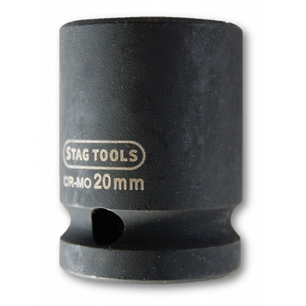 Stag Tools Super Lock Impact Socket 1/2 Drive 20mm