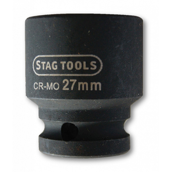 Stag Tools Super Lock Impact Socket 1/2 Drive 27mm