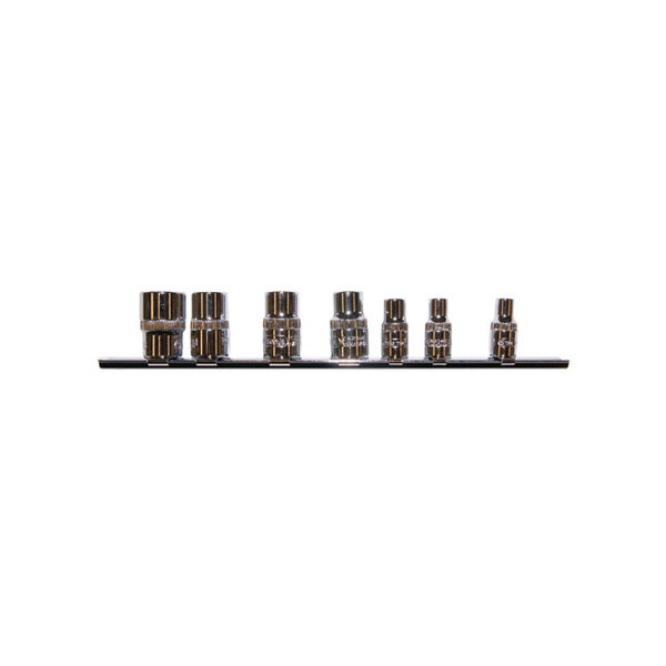 7 Piece Star Socket Set