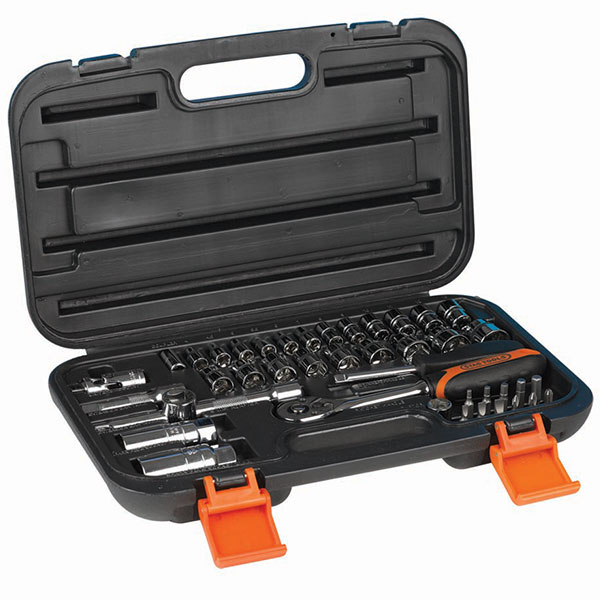 Stag Tools 42pc Pro Torque Socket Set