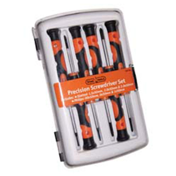Stag Tools Stag 6pc Precision Screwdriver Set