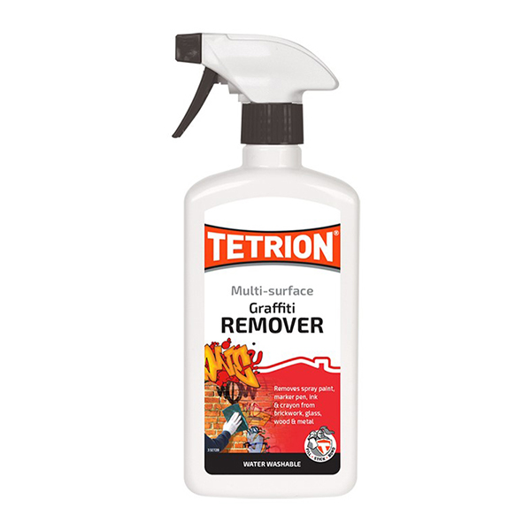 Tetrion Graffiti Remover (Trigger) 500ml