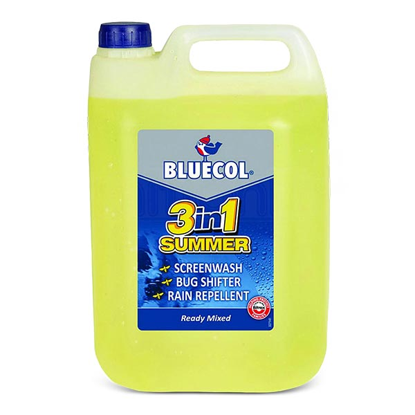 Bluecol 3 in 1 Ready Mixed Summer Screenwash 1L