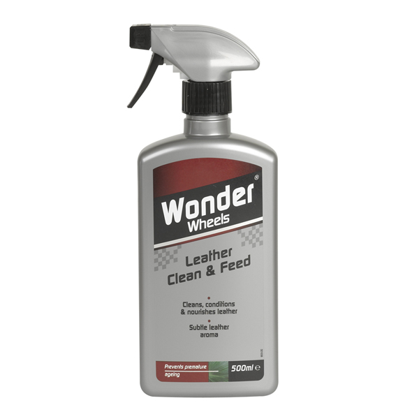 Leather Clean and Feed 500ml