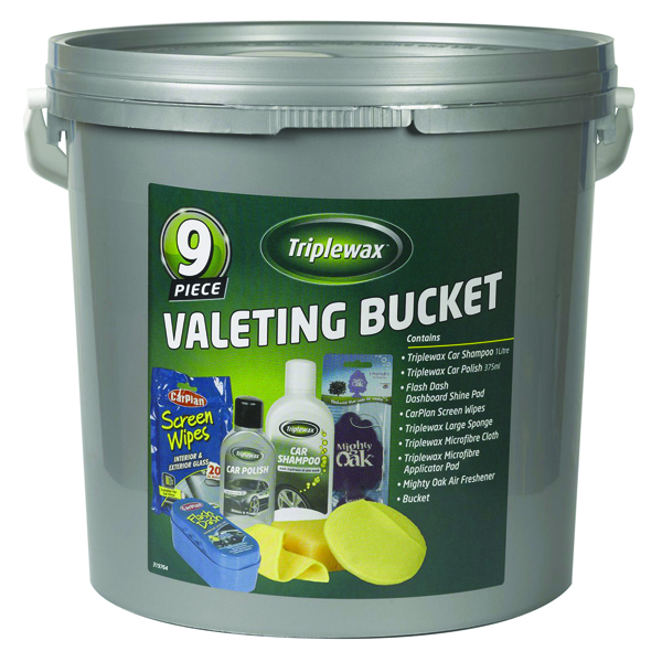 9-Piece Valeting Bucket