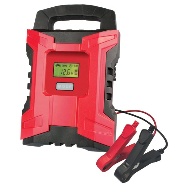 Streetwize 6/12V 10 Amp Smart Battery Charger