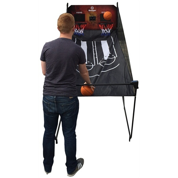 Streetwize Electronic Double Shootout Basketball Game