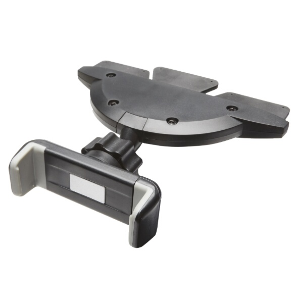 Top Tech CD Slot Mount Phone Holder Cradle Type
