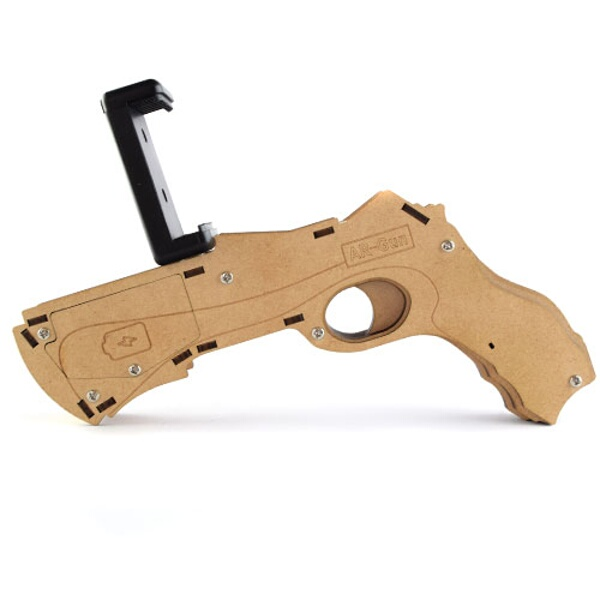 Pama AUGMENTED REALITY AR TOY GUN WITH PHONE HOLDER