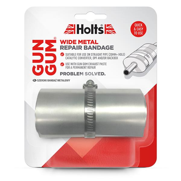 Holts Flexiwrap silencer repair