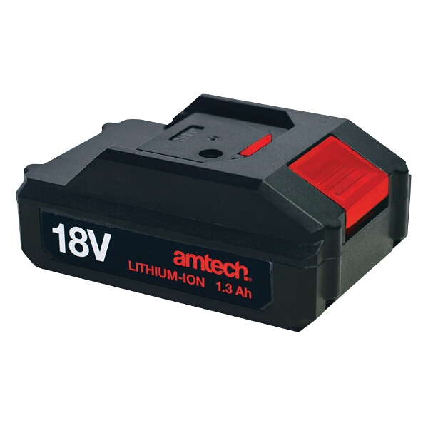 Am-Tech 18v Spare Battery (for combi / impact driver)