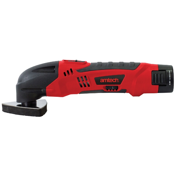 Am-Tech Cordless 10.8V Multi tool + Battery & Charger