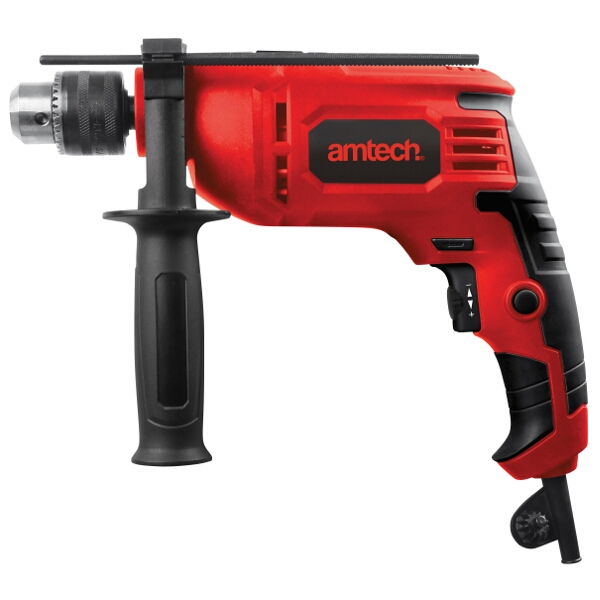 Am-Tech Corded 710W Hammer Drill