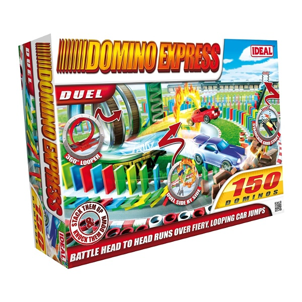 Domino Express Duel Game