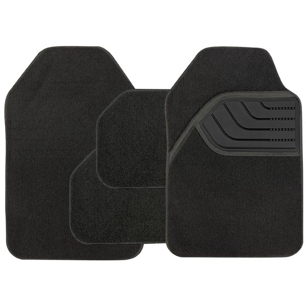 Streetwize Britannia Premium Combination Car Mat Set
