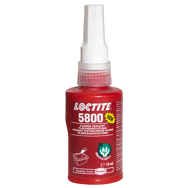 Loctite Loctite 5800 H&S Friendly Medium Strength Gasket 50ml