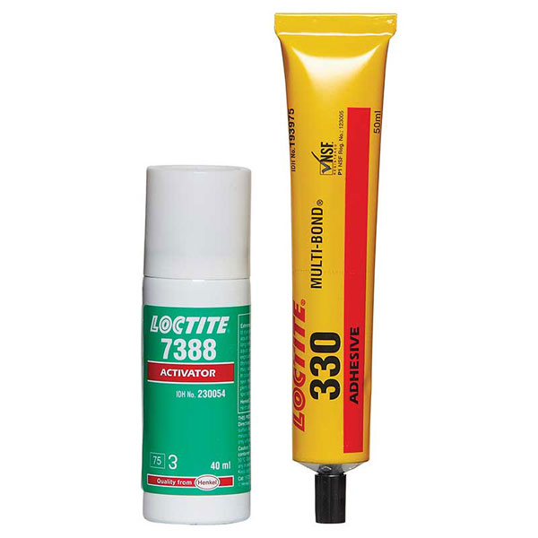 Loctite Loctite 330 Multibond Kit 50ml &40ml