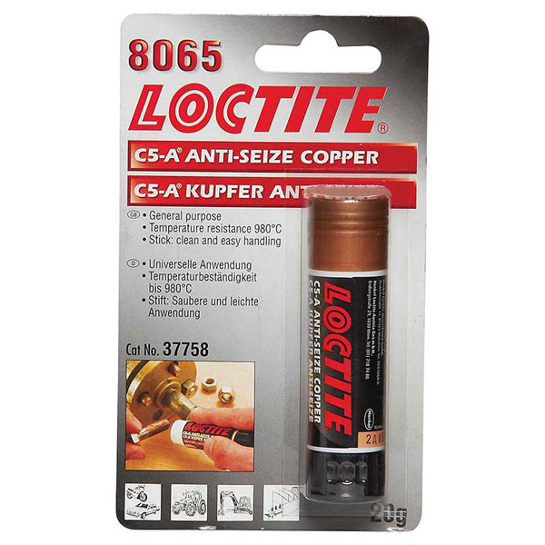 Loctite Loctite 8065 Copper Antiseize Stick 20g