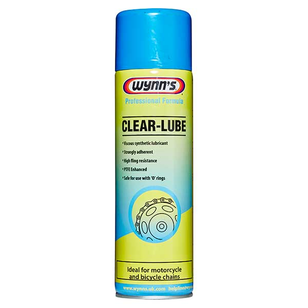 Wynns Clear Lube 500ml