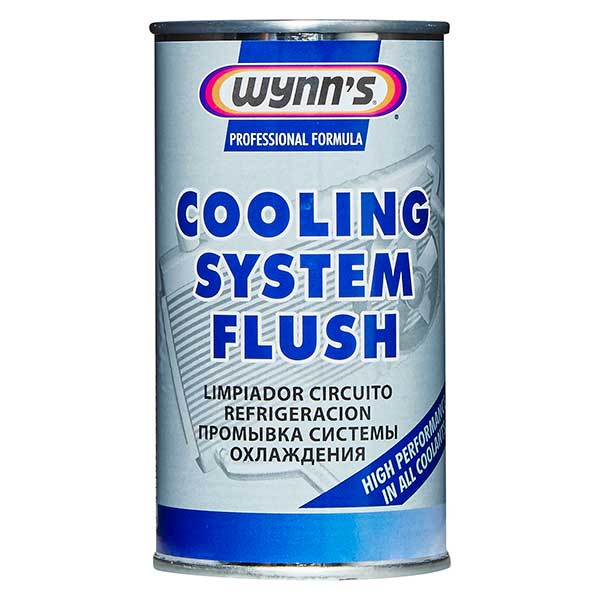 Wynns Cooling System Flush 325ml