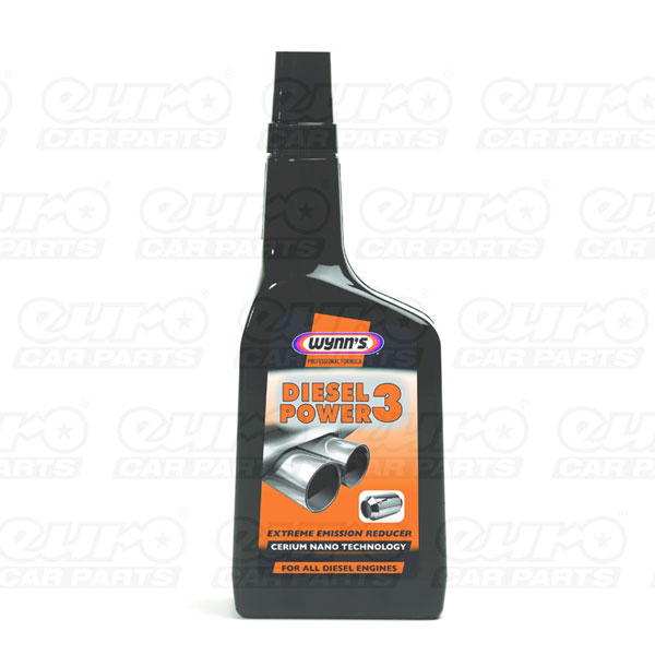 Wynns Diesel Power Emissions Reducer - 500ml