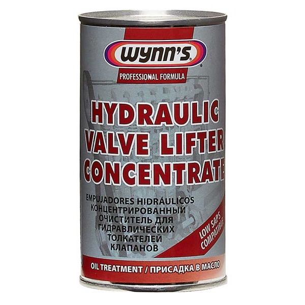 Wynns Hydraulic Valve Lifter Concentrate 325ml