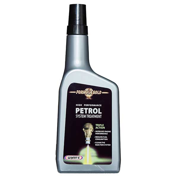 Wynns Formula Gold Petrol System Treatment 500 ml