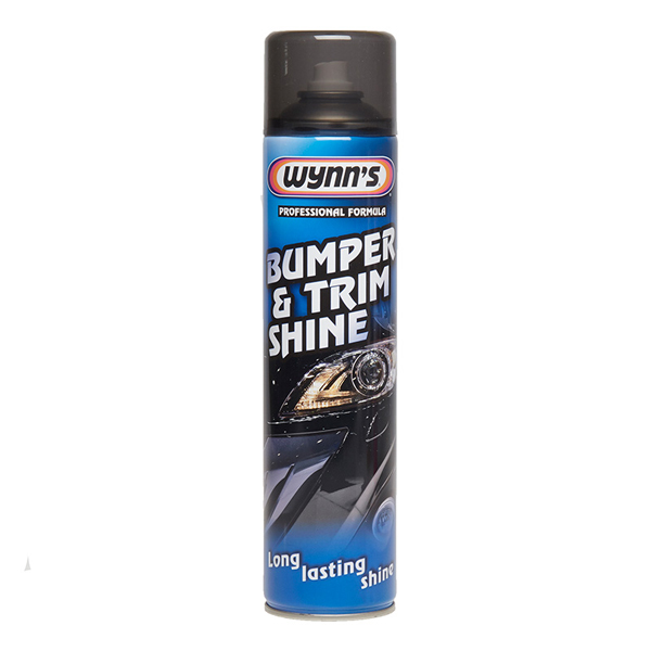 Wynns Bumper & Trim Shine 600 ml