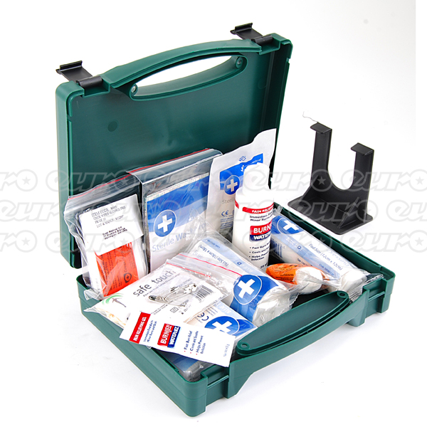 Euro Car Parts Vehicle First Aid Kit